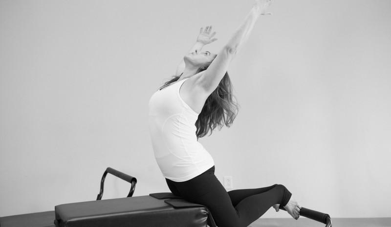 Mr. Pilates Swan