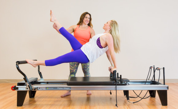 Your First Private Pilates Session